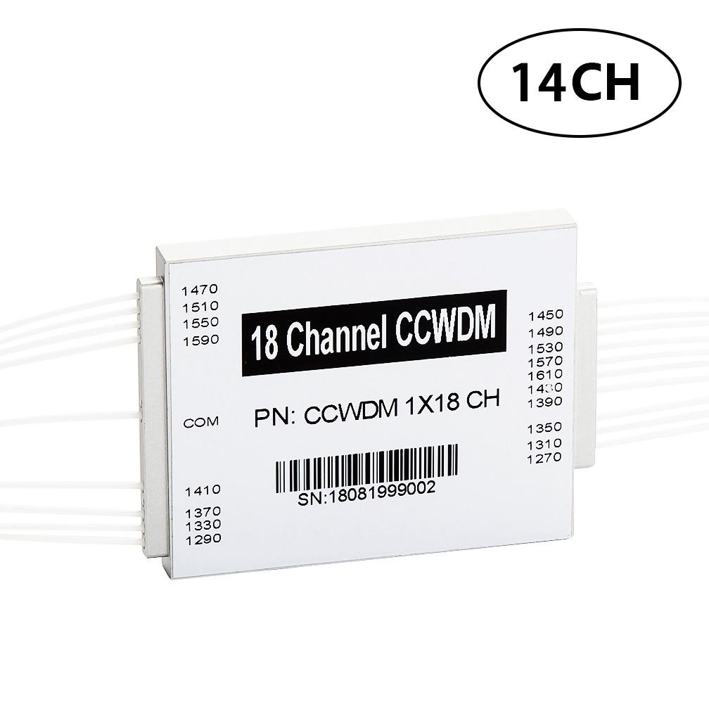 14CH CCWDM MUX/DEMUX, Compact CWDM Modules