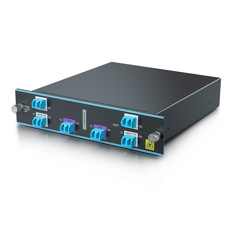 1490nm Channel OADM, Dual LC, Monitor Port   CWDM-OADM1-1490=