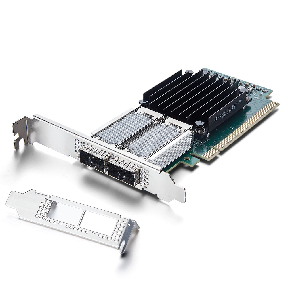 MCX416A-CCAT ConnectX-4 EN Network Controller with 100Gb/s Ethernet connectivity