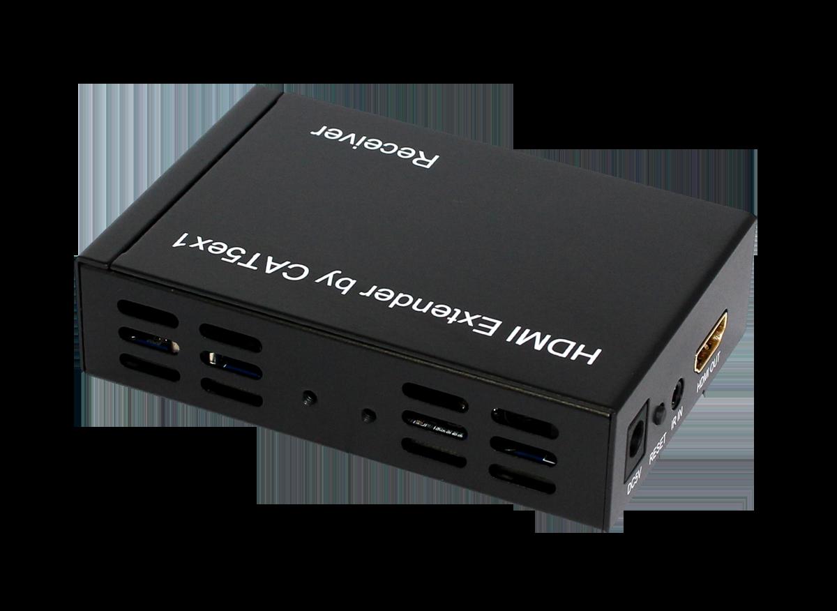 HDMI to RJ45 (Single) Extender, 100-Meter