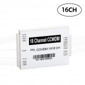 16CH CCWDM MUX/DEMUX, Compact CWDM Modules