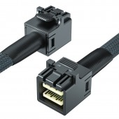 12G Internal Minisas HD SFF-8643 to SFF-8643 4i Cable, SAS 3.0, 0.5~1 meter
