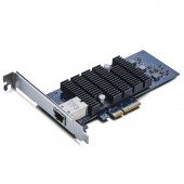 10G Network Card, Single RJ45 port, X4 Lane, Intel X550-T1 equivalent