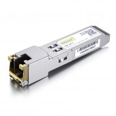 1.25G SFP 1000Base-T, Copper SFP-T, RJ-45 SFP | GLC-T
