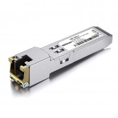 100/1000Base-T, SFP multi-rate, SGMII Copper RJ-45