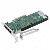 10G Network Card, Quad RJ45 port, X8 Lane, Intel X710-T4 equivalent